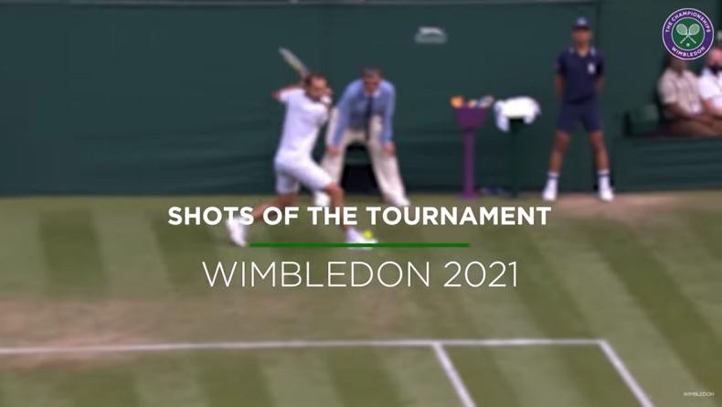 Les points de Wimbledon 2021 qu'il ne fallait pas rater.
