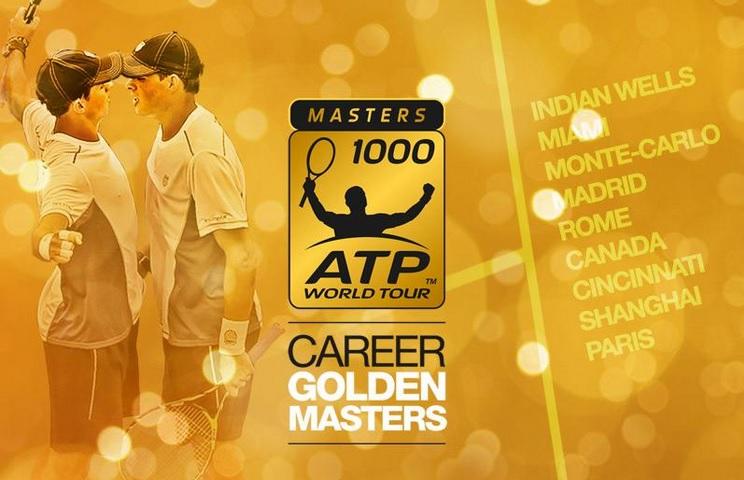 Les frères Bryan ont désormais remporté tous les Masters 1000 du circuit.