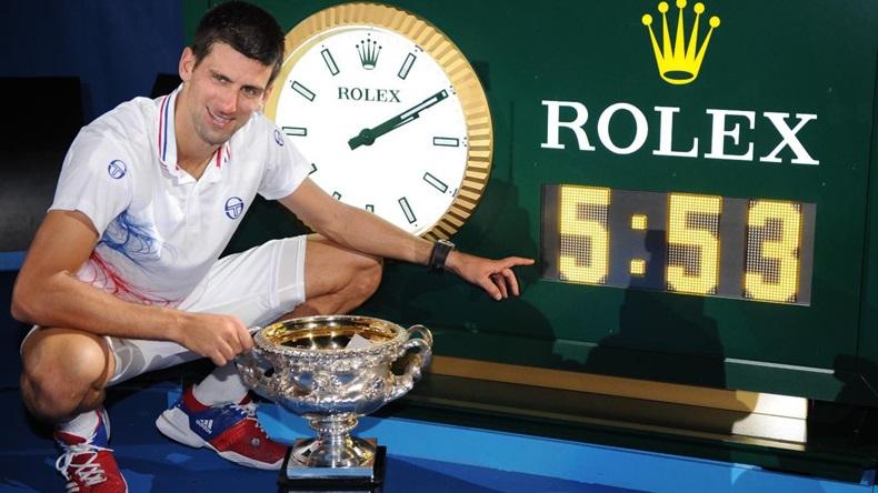 Novak Djokovic aura eu besoin de 5h53 de jeu pour venir à bout de Rafael Nadal en finale de l'Open d'Australie 2012. Le match de l'année 2012 !