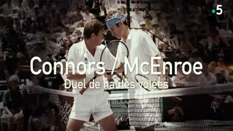 Un documentaire sur la rivalité entre Jimmy Connors et John McEnroe.