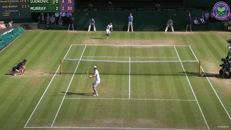 En 2013, Andu Murray entrait dans la légende en décrochant son premier titre à Wimbledon contre Novak Djokovic.