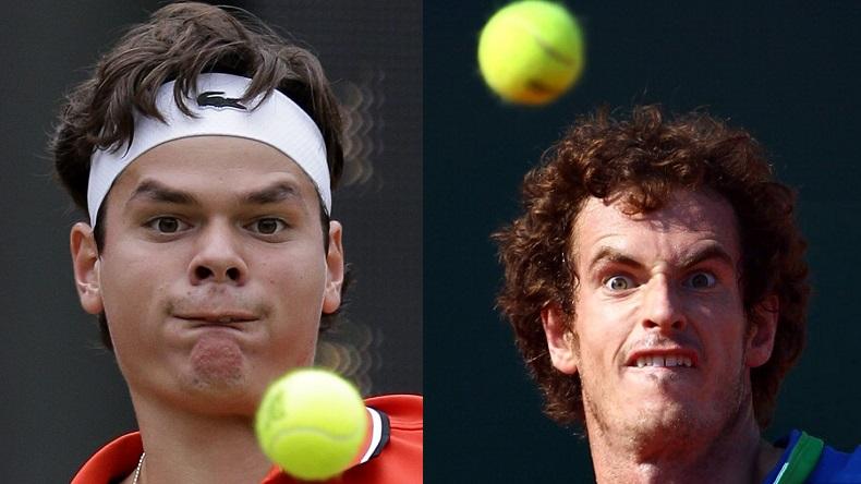 Ne t'inquiète pas, toi aussi tu as une tête bizarre au tennis.