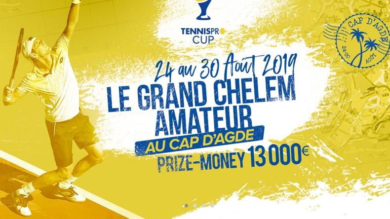 La Tennispro Cup, le tournoi amateur le mieux doté de France.
