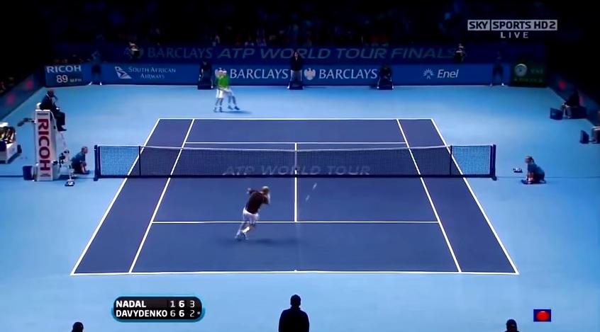 Nouvel hommage à Nikolay Davydenko avec ses meilleurs points contre Rafael Nadal.