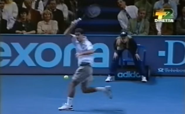 Compilation : Dix points superbes de Pete Sampras