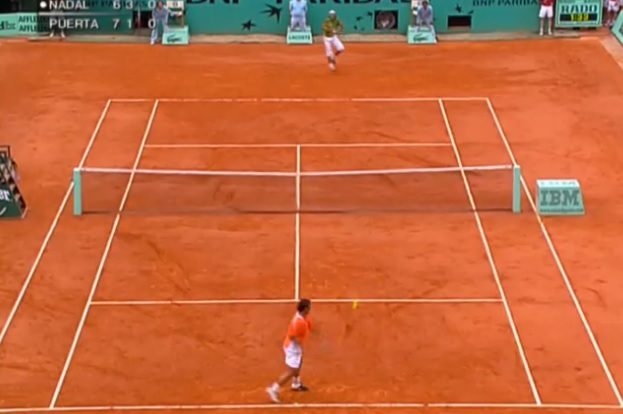 Nadal/Puerta, le premier titre de Rafa à Roland-Garros (Finale 2005)