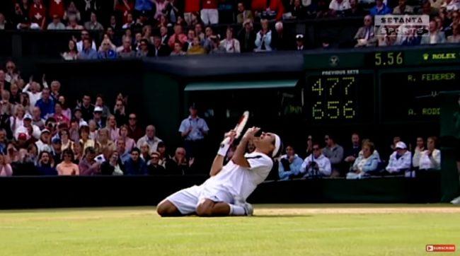 Les 19 balles de Grand Chelem de Roger Federer