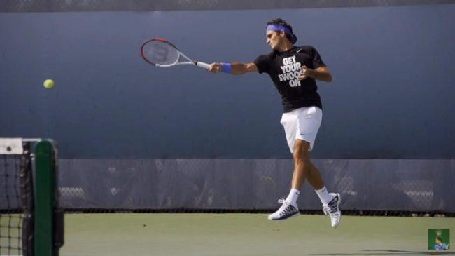 La compilation ultime sur Roger Federer