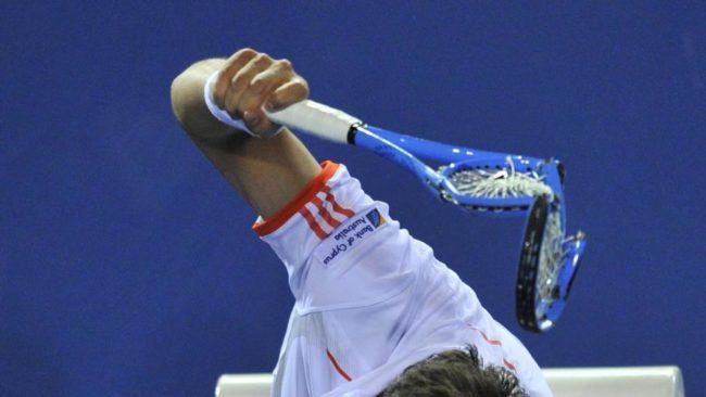Tu sais que tu fais (as fait) du tennis en compétition quand...