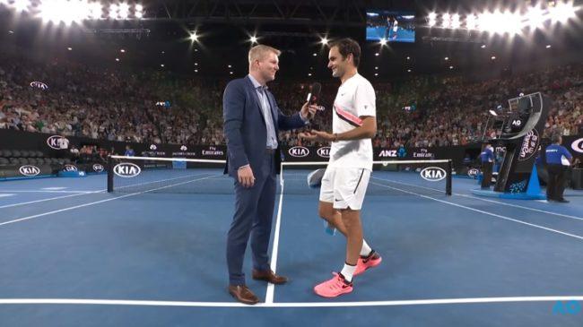 Federer ne veut pas que ses enfants aient un revers à une main