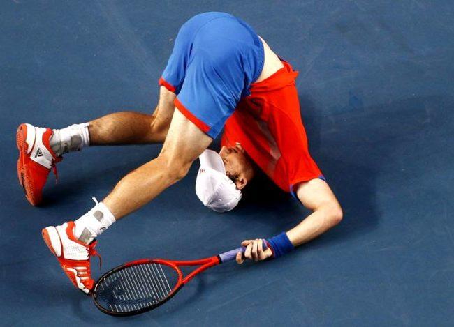 Llodra vs. Murray : le plus beau jeu de l'histoire du tennis ? (Open d'Australie 2012)