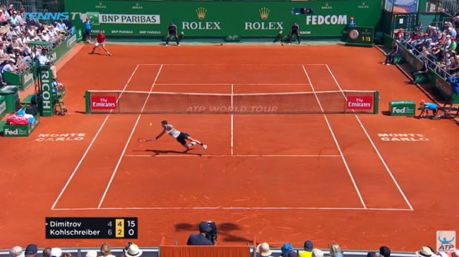 Masters Monte-Carlo 2018 : les meilleurs points du tournoi