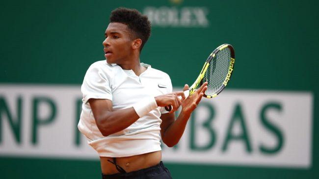 Félix Auger-Aliassime : interview d'un grand espoir du tennis