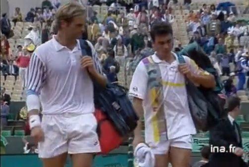 Bruguera vs. Champion : 6/0, 6/0, 6/0 (Roland-Garros 1993)
