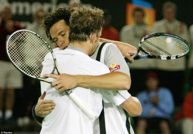 Roddick - El Aynaoui, 21-19 au 5e à l'Open d'Australie 2003 (Highlights)
