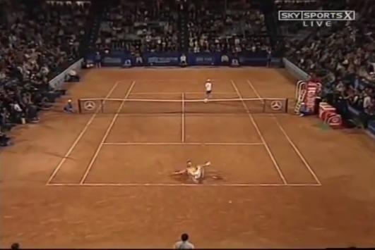 Nadal/Coria, un bras de fer de légende (Finale Masters Series Rome 2005)