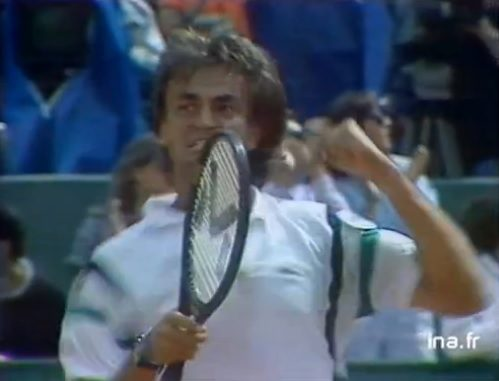 Le tennis d'attaque monstrueux de Leconte contre Chesnokov (Roland-Garros 1990 – Highlights)