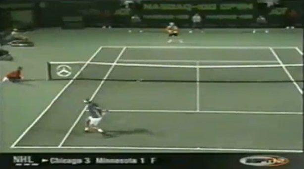 """Roger Federer, Miami 2002 : """"N'essayez pas ça chez vous"""""""
