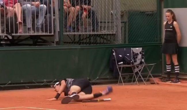 Roland Garros 2015 : le Top 8 des fails